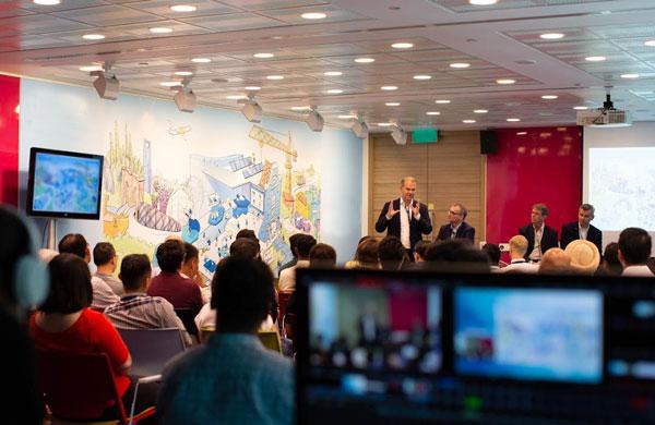 Фирмени събития и презентации